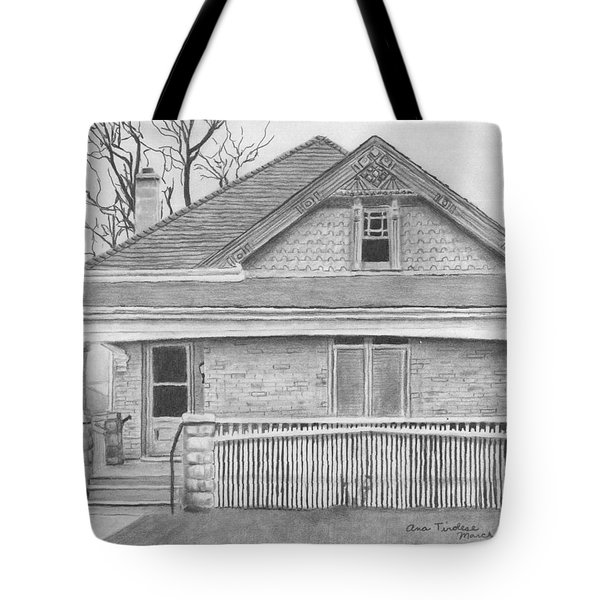 27 Redan Tote Bag