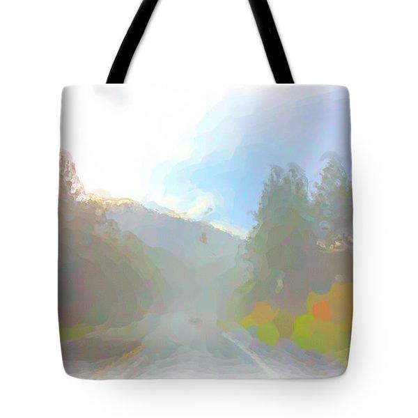 Untitled Tote Bag by Adam Vance