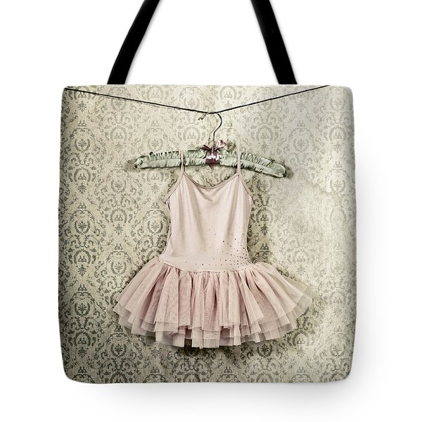 Ballet Dress Tote Bag by Joana Kruse