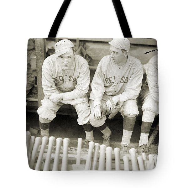 Boston Red Sox, 1916 Tote Bag by Granger