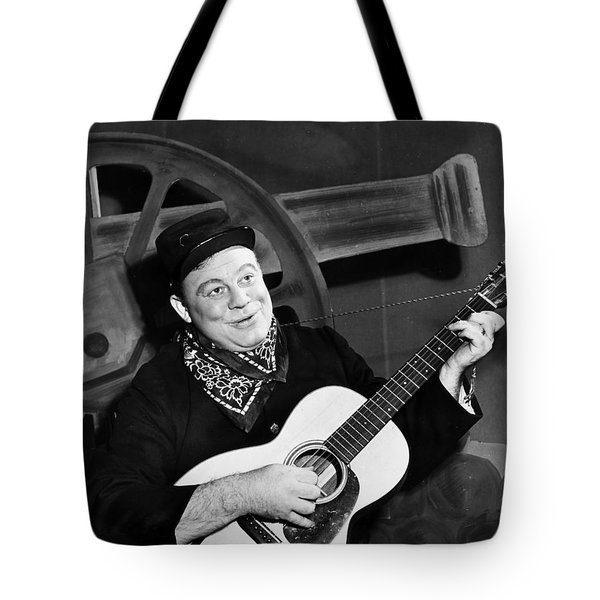 Burl Ives (1909-1995) Tote Bag by Granger
