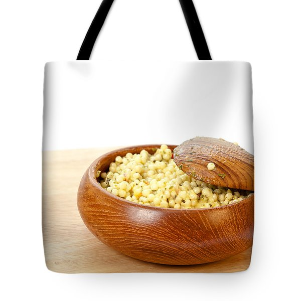 Cous Cous Salad Tote Bag by Tom Gowanlock