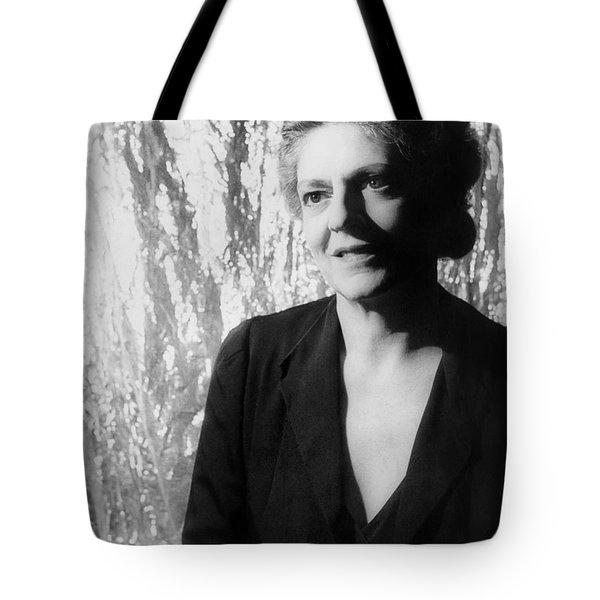 Ethel Barrymore (1879-1959) Tote Bag by Granger