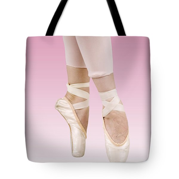 Female Dancer Tote Bag by Ilan Rosen