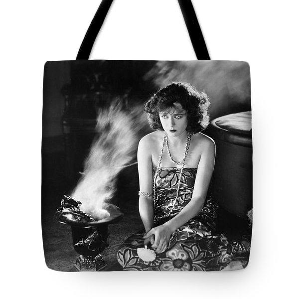Film Still: Fortune Telling Tote Bag by Granger