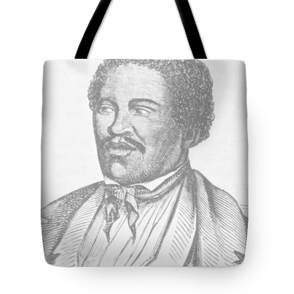 Henry Box Brown, African-american Tote Bag by Photo Researchers