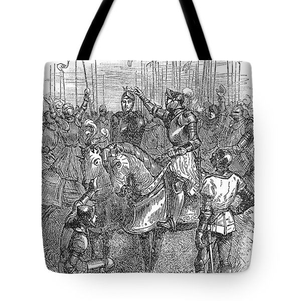 Henry Vii (1457-1509) Tote Bag by Granger