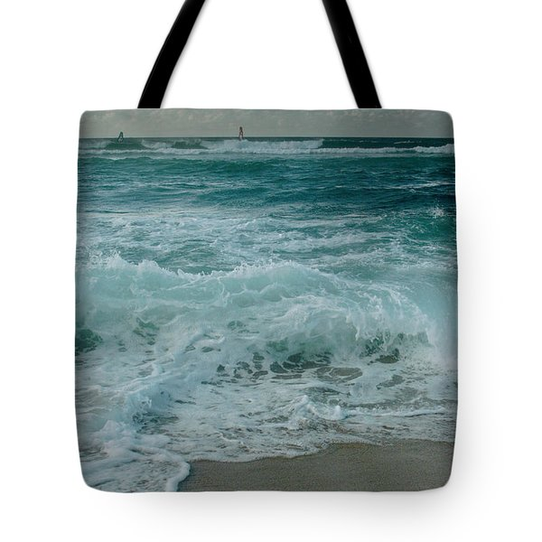 Hookipa Tote Bag by Sharon Mau