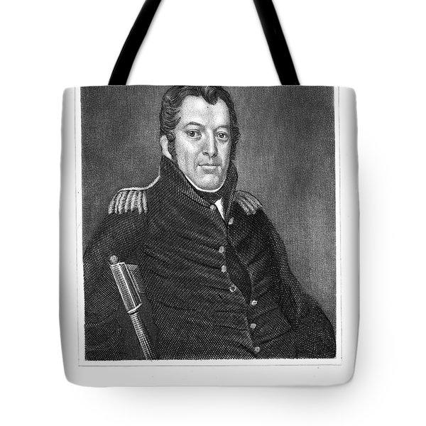 Jacob Jennings Brown Tote Bag by Granger