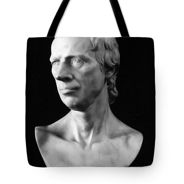 Laurence Sterne (1713-1768) Tote Bag by Granger