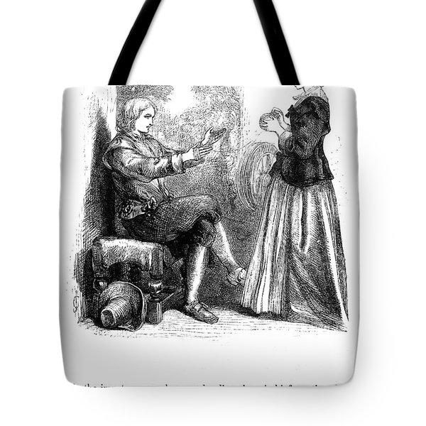 Longfellow: Standish, 1859 Tote Bag by Granger