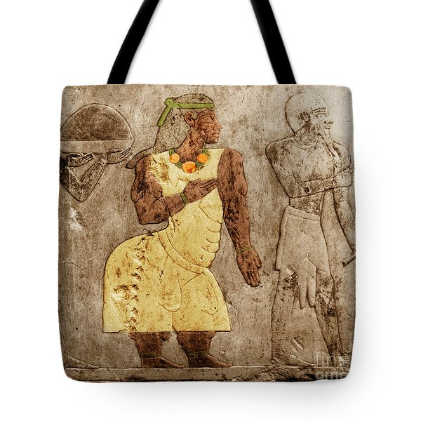 Muscular Dystrophy, Ancient Egypt Tote Bag by Science Source