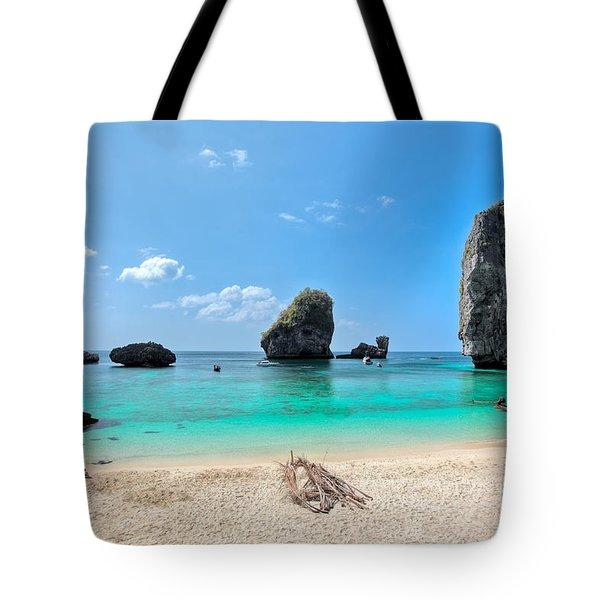 Phi Phi Island Tote Bag