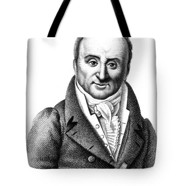Philippe Pinel, French Physician Tote Bag by Science Source