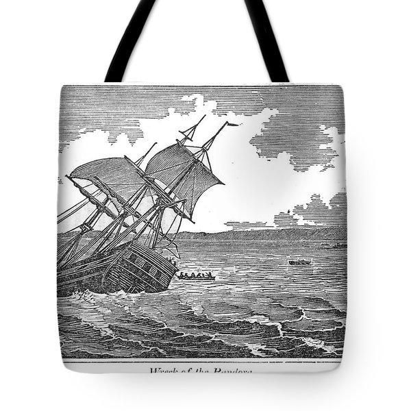 Pitcairn Island Tote Bag by Granger