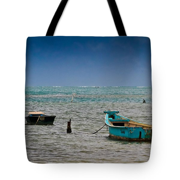 Tote Bag featuring the photograph 3 Quarter Time by Mitch Shindelbower