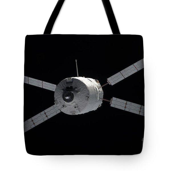 The Edoardo Amaldi Automated Transfer Tote Bag by Stocktrek Images