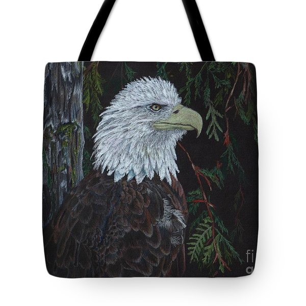 Third Shift Tote Bag by Laurianna Taylor