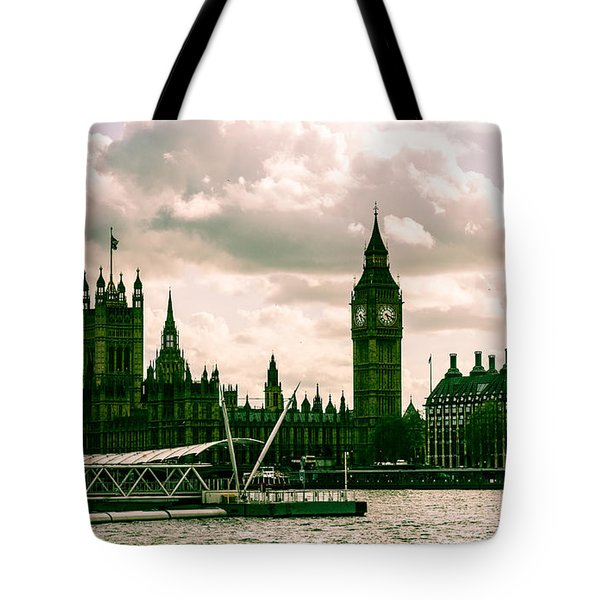Westminster Tote Bag by Dawn OConnor