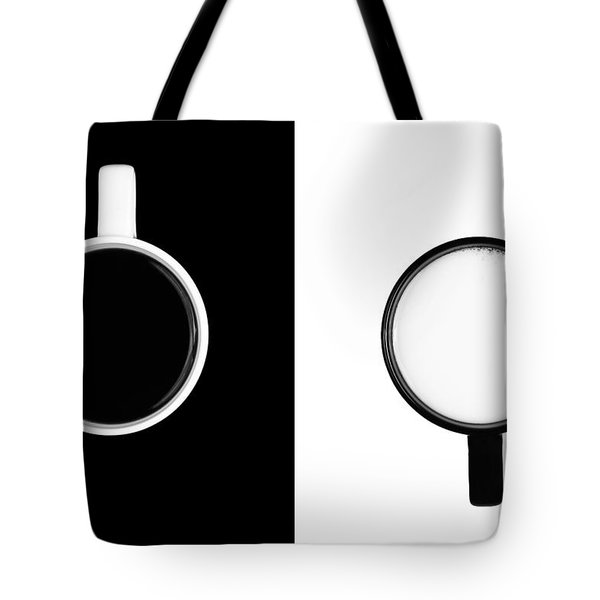 Tote Bag featuring the photograph Yin And Yang by Gert Lavsen