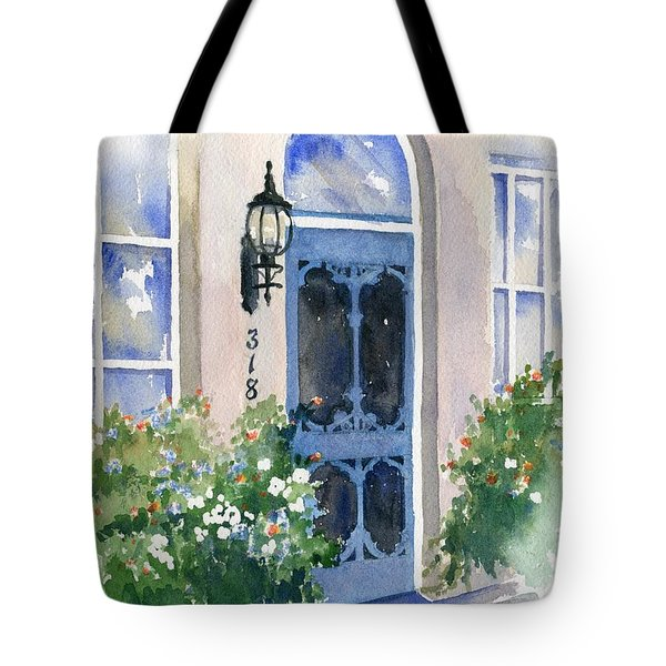 318 Tote Bag by Marsha Elliott