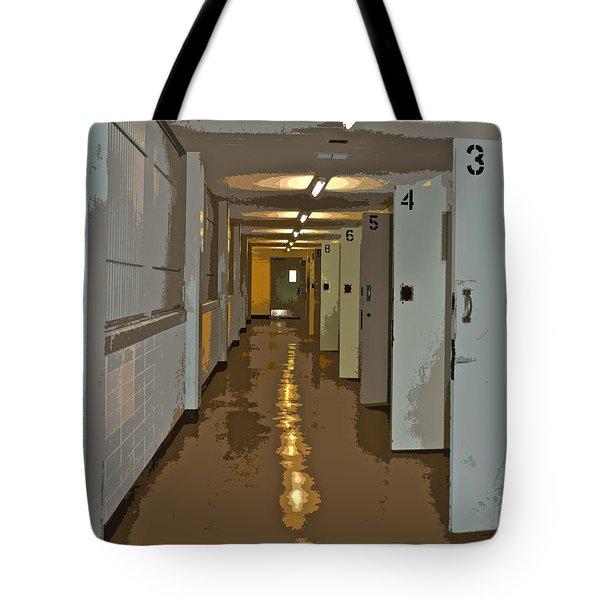 3456 Tote Bag by Gwyn Newcombe