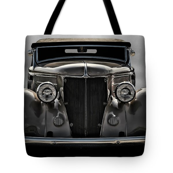 '36 Ford Convertible Coupe Tote Bag by Douglas Pittman