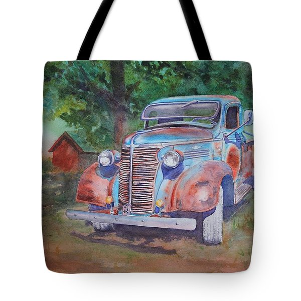 '38 Chevy Tote Bag