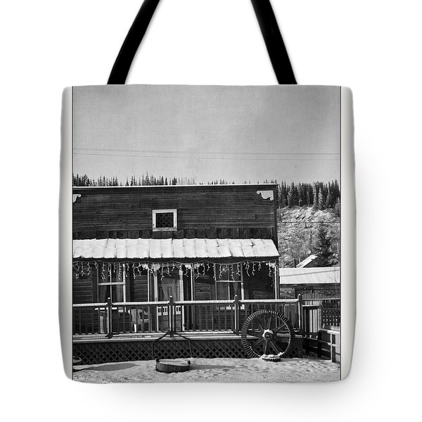 3th Avenue Tote Bag by Priska Wettstein