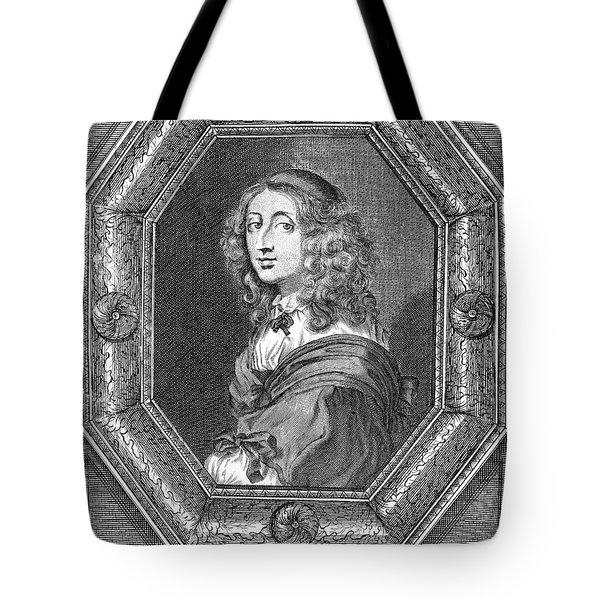 Christina (1626-1689) Tote Bag by Granger