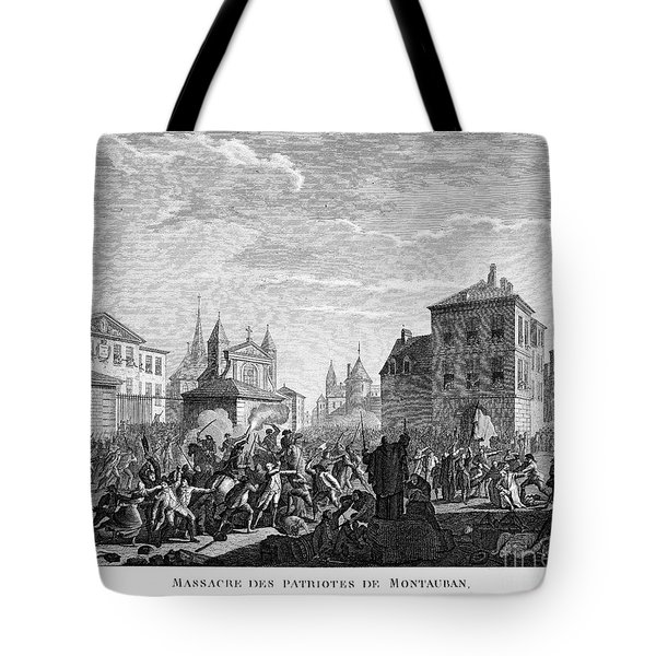 French Revolution, 1790 Tote Bag by Granger