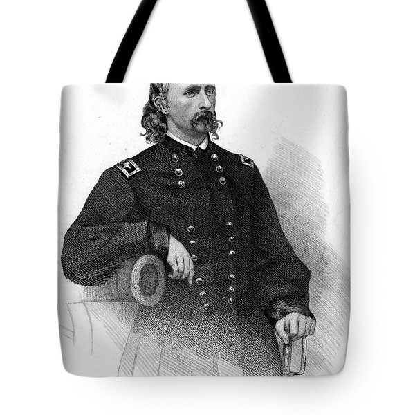 George Custer (1839-1876) Tote Bag by Granger