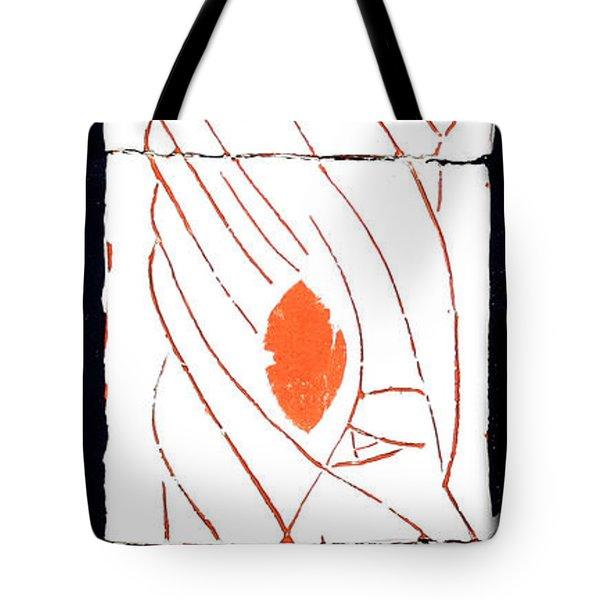 Guardian Angel Tote Bag by Gloria Ssali