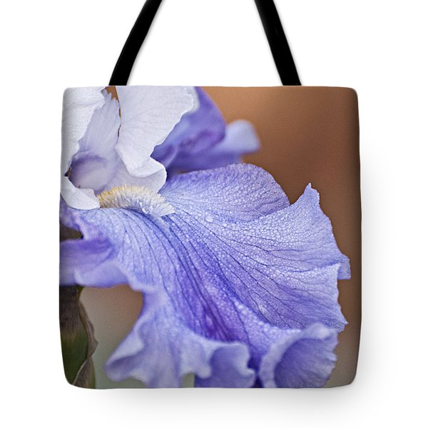 Iris Tote Bag by Christopher Gaston