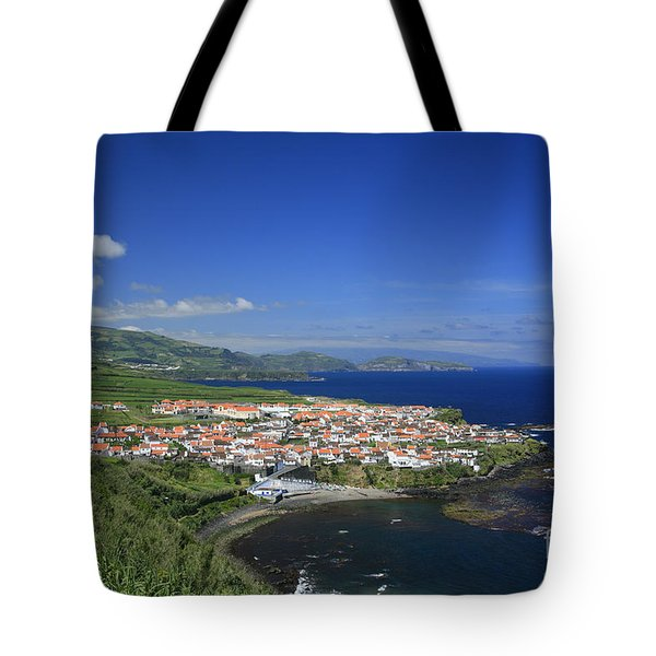 Maia - Azores Islands Tote Bag by Gaspar Avila