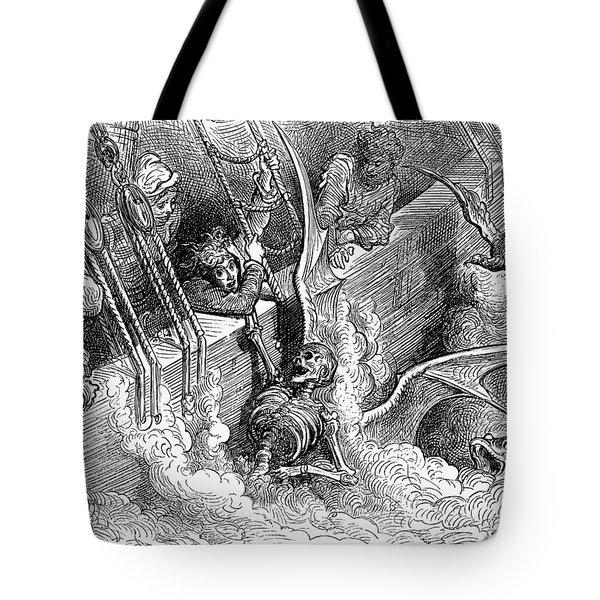 Rabelais: Pantagruel Tote Bag by Granger