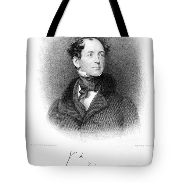Thomas Moore (1779-1852) Tote Bag by Granger