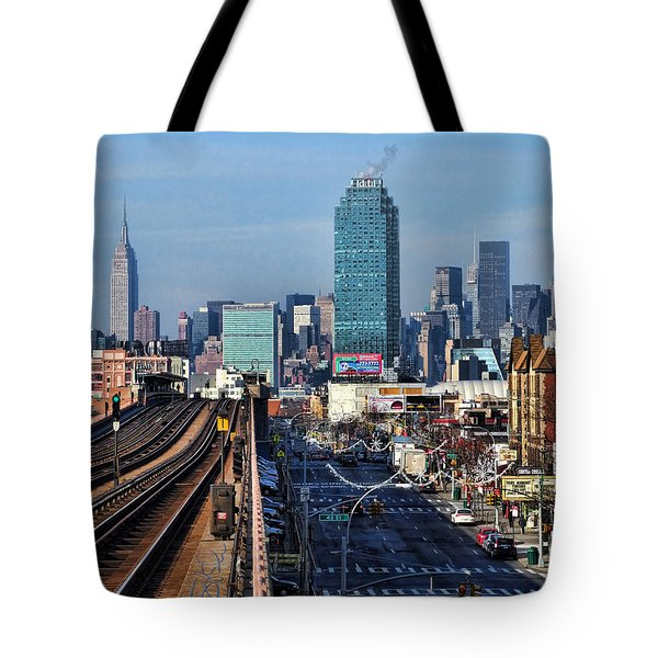 46th And Bliss Tote Bag
