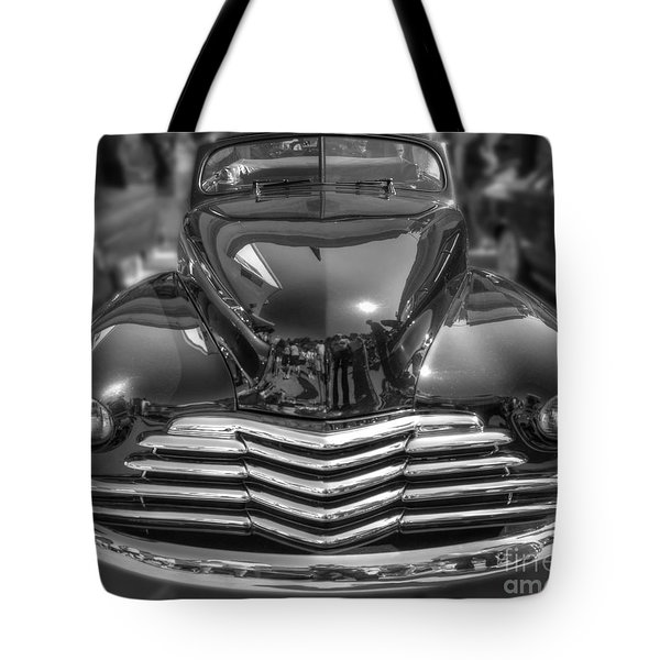 48 Chevy Convertible Tote Bag