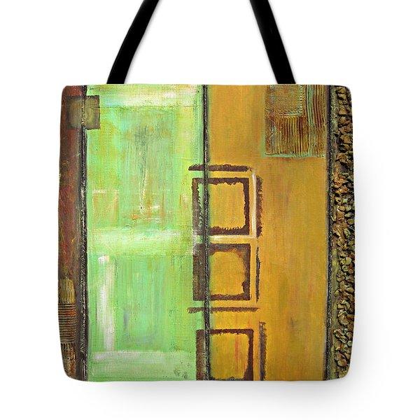 4panel Tote Bag