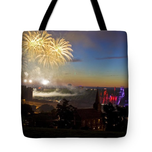 4th Of July Tote Bag by Conor McLaughlin