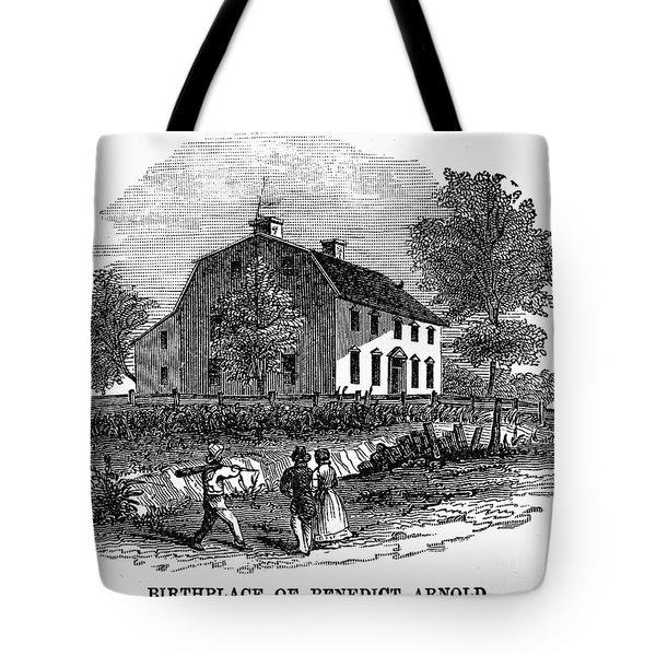 Benedict Arnold (1741-1801) Tote Bag by Granger