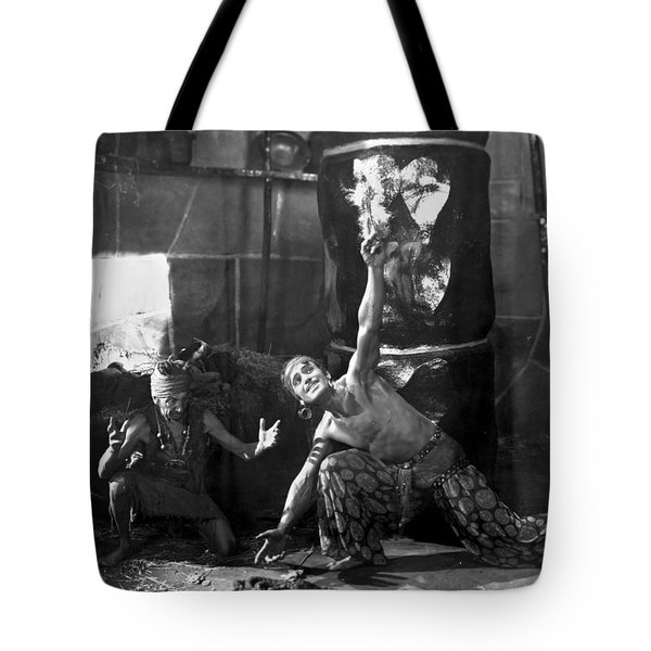 Douglas Fairbanks Tote Bag by Granger