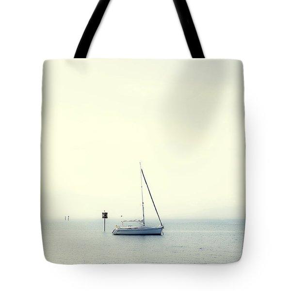 Sailing Boat Tote Bag by Joana Kruse