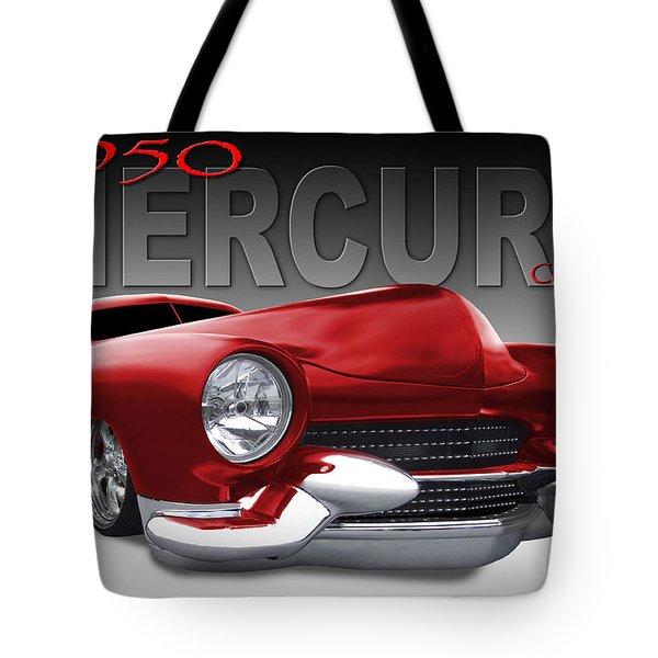 50 Mercury Lowrider Tote Bag by Mike McGlothlen