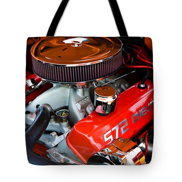 572 Chevy Tote Bag