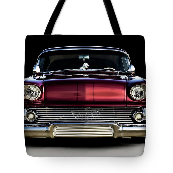 '58 Impala Custom Tote Bag