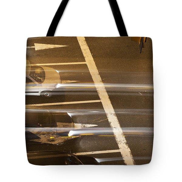 Casablanca, Morocco Tote Bag by Axiom Photographic
