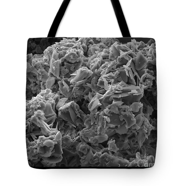 Crack Cocaine, Sem Tote Bag by Ted Kinsman