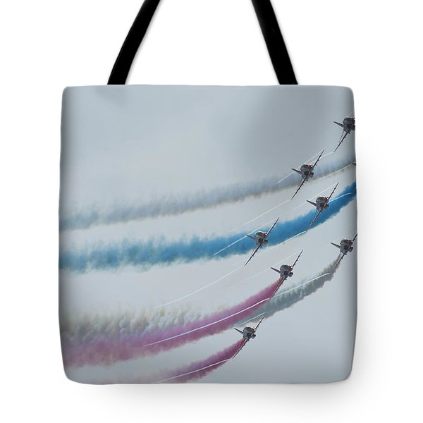 None Tote Bag by Ian Cumming